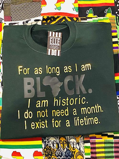 I AM HISTORIC