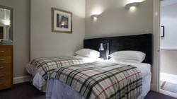 21 Hanover Street Twin Bedroom