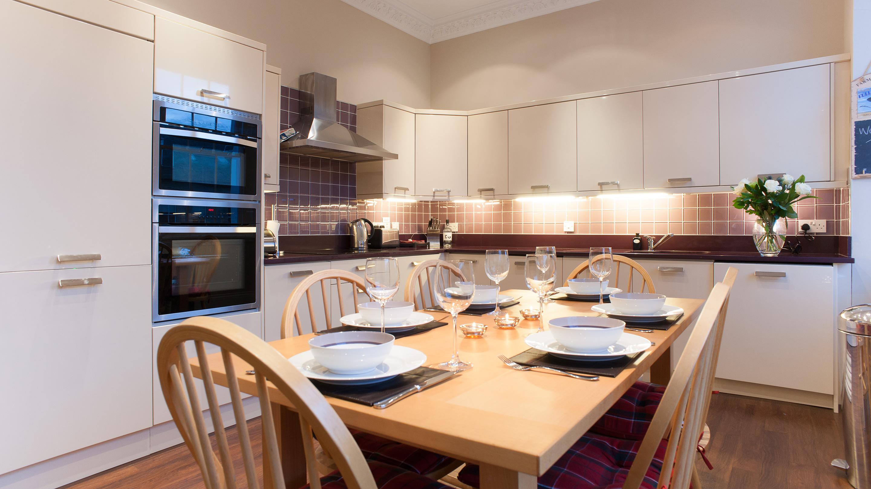 21 Hanover Street Kitchen #1