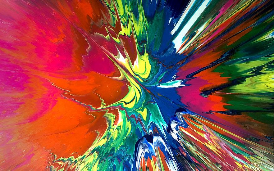 Colorful Aura