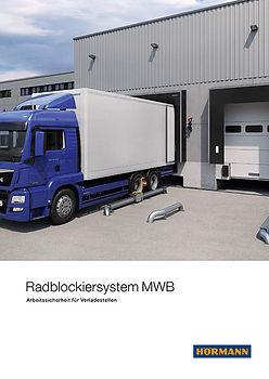 Radblockiesystem Hörmann