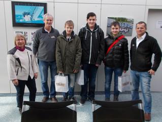 Schülerinnen und Schüler der Grund-/Mittelschule-Erbendorf zu Besuch bei uns