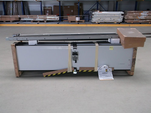Normstahl Sektionaltor Euroflair ISO 2500 x 2125 mm