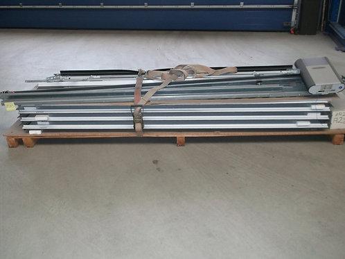 Normstahl Sektionaltor G60 E-Design 2500 x 2125 mm