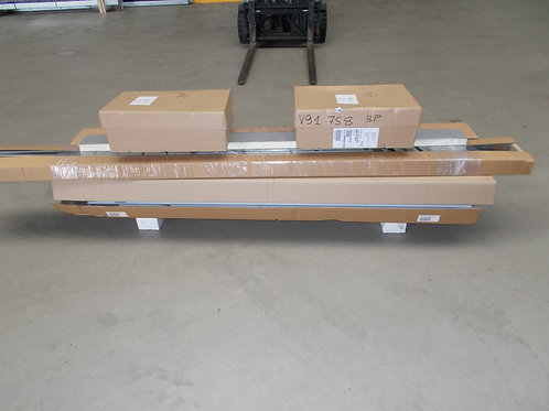 Normstahl Sektionaltor Superior42 2000 x 2500 mm