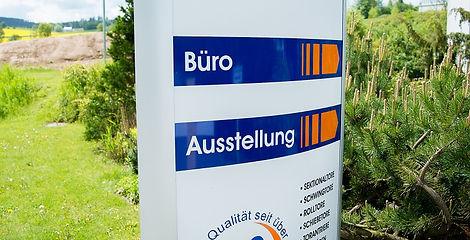 Ausstellung, Garagentor , Haustür, Hörmann,