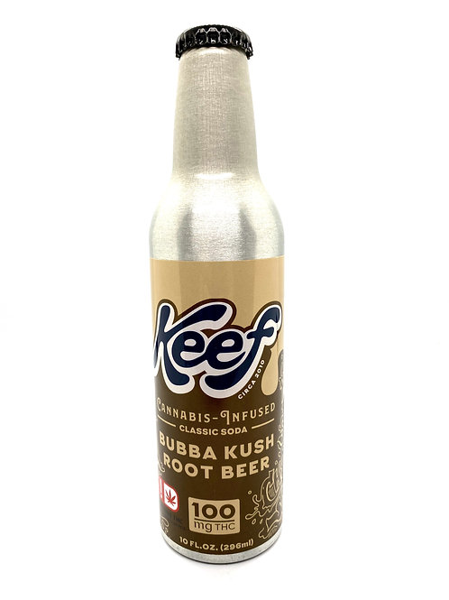 Keef Root Beer - 100mg drink