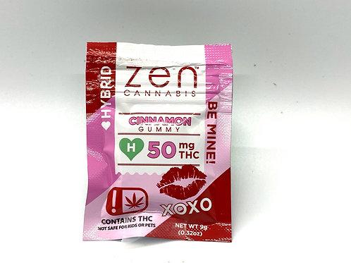 Zen Cannabis - Cinnamon Gummy (Hybrid)
