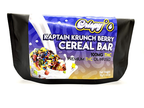 KAPTAIN KRUNCH BERRY CEREAL BAR