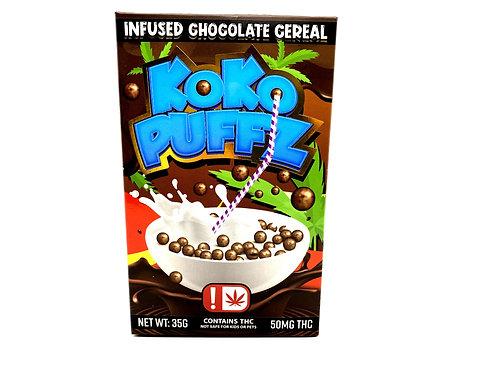 KOKO PUFFZ - 50mg Cereal