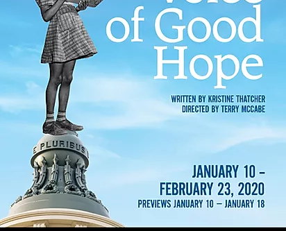 First Show Of the New Year: Voice of Good Hope
