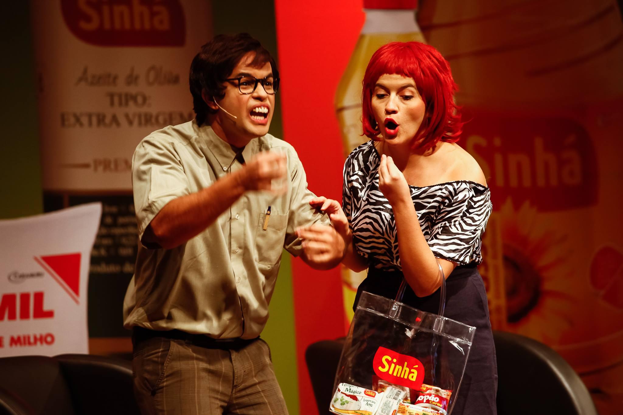 Sebastino e Dona Maricota