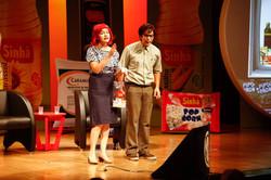 Dona Maricota e Sebastino