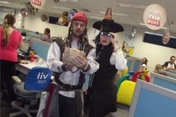 Piratas do Caribe Telecine