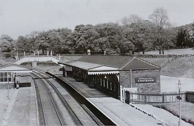 Pic of Chatburn station from RVRN 128.jp