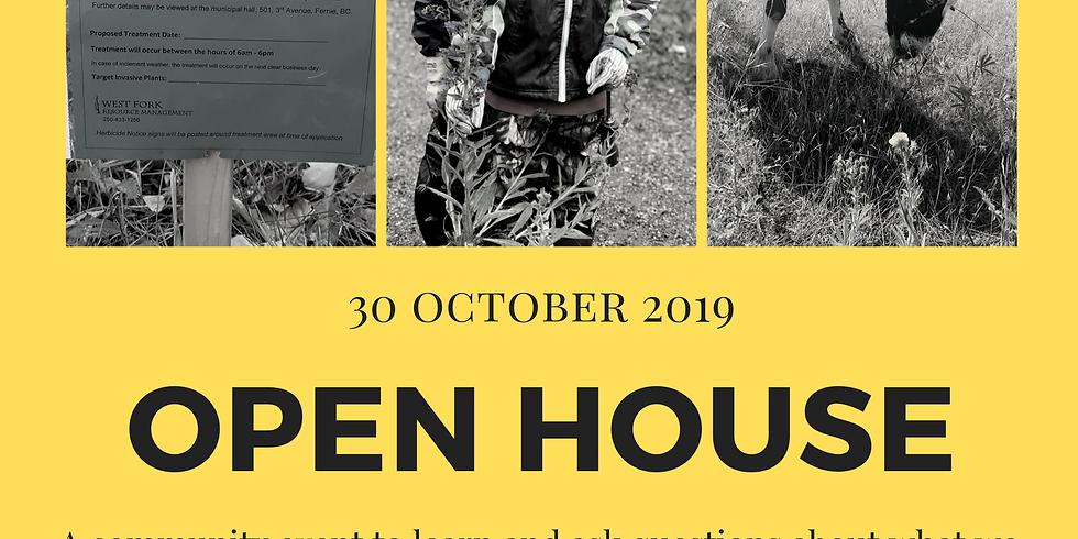 Fernie Open House