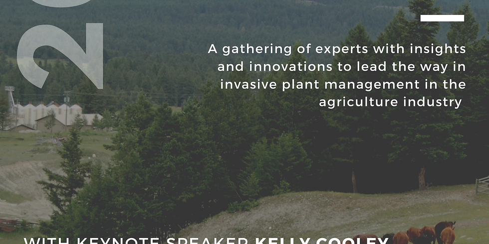 2019 Agriculture Learning Symposium on Invasive Weed Management