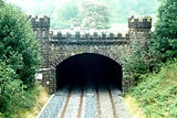 Pic of Gisburn tunnel entrance from RVRN