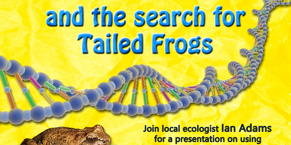 Seeing the Unseen: Environmental DNA and the Search for Tailed Frogs