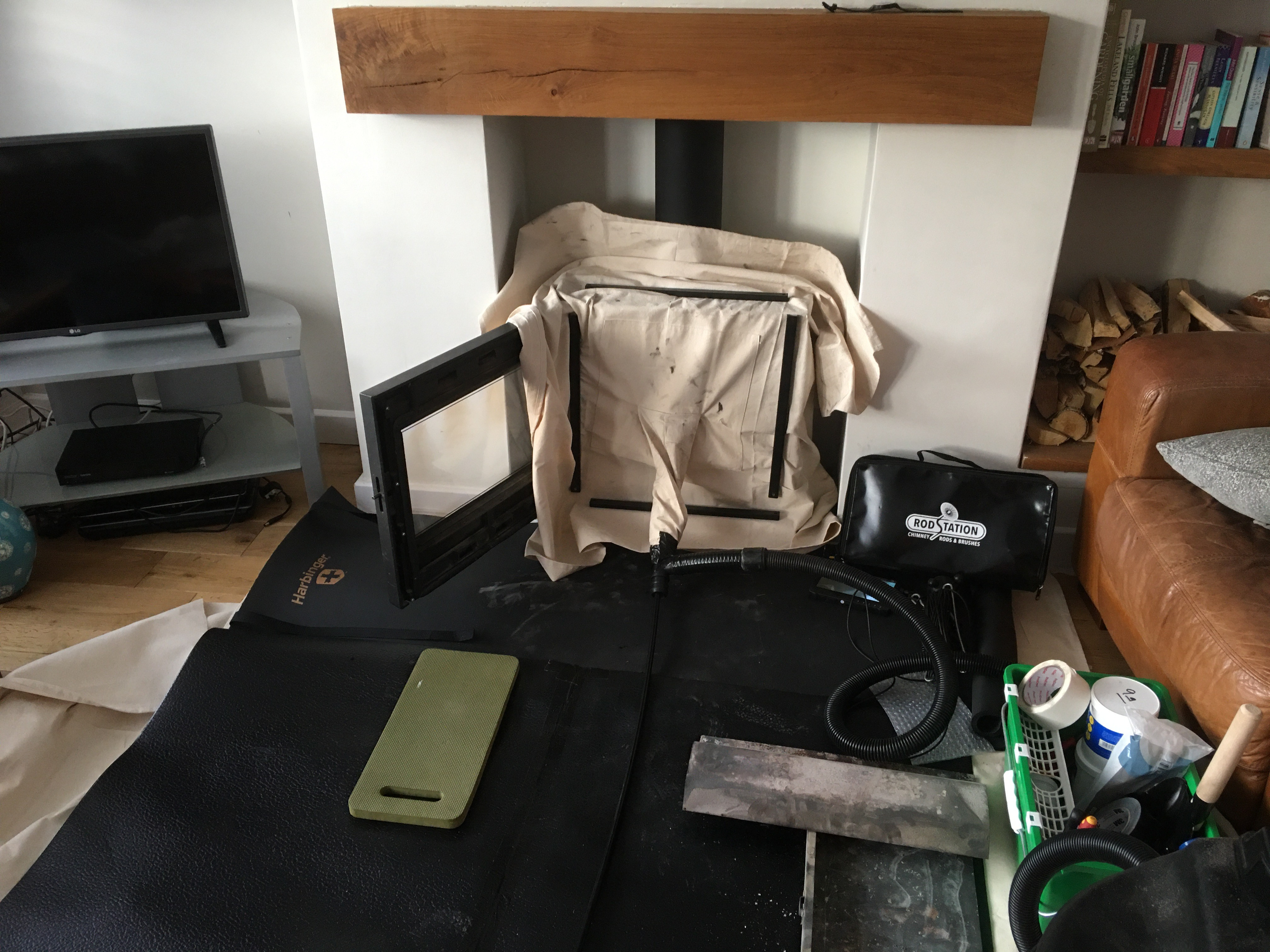 Standard Chimney Sweep - Customer Offer