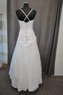 Svatební šaty 201a a 201b