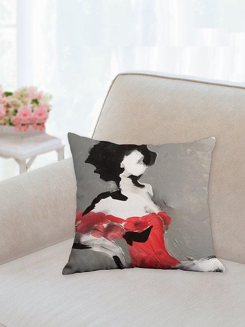 Marianna  Abutalipova Lady In Red Design
