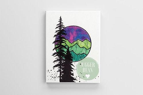 BONNIE BLUE TREE DESIGN