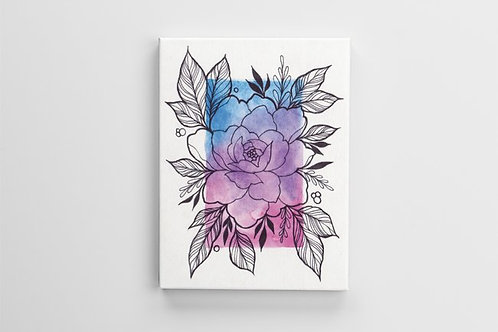 BONNIE BLUE ROSE DESIGN