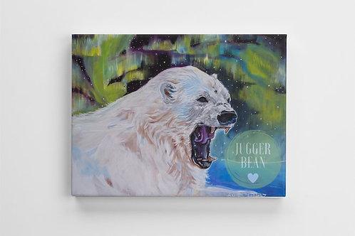 Amie Easton Premium Polar Bear On Demand Prints
