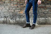 Moda uomo Jeans