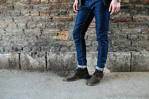 Man Fashion Jeans