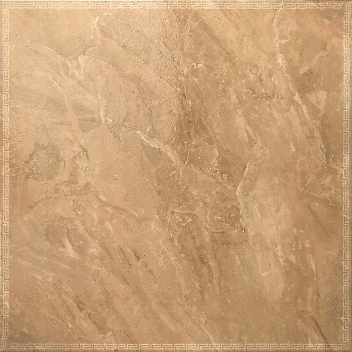 Pavimento gress porcellanato Versace Venere noce 50x50