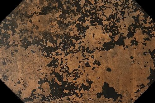 Pavimento gress porcellanato effetto otto losanga