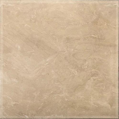 Pavimento gress porcellanato effetto marmo Versace Venere beige 50x50