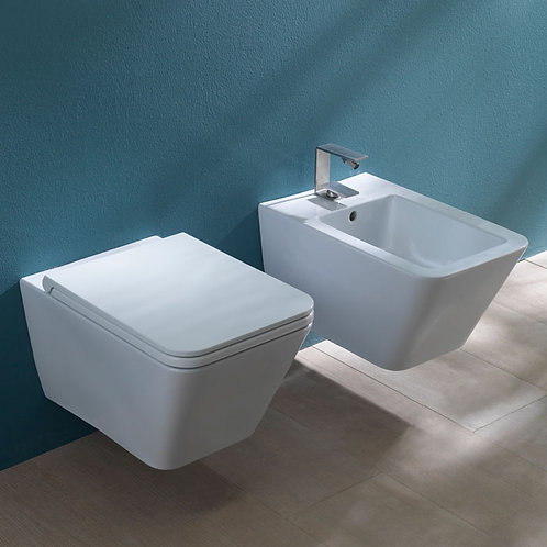Set Sanitari HIDE SQUARE sospeso