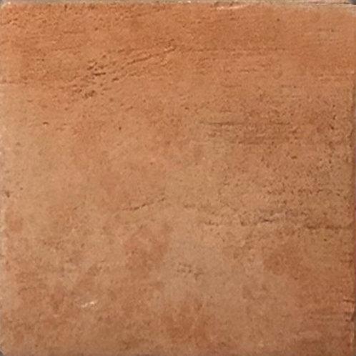 Pavimento gress porcellanato effetto cotto 15x15
