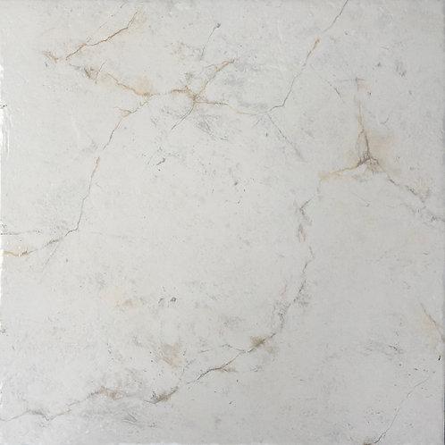 Pavimento gress porcellanato effetto marmo opaco 41x41