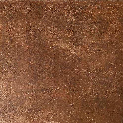 Pavimento gress porcellanato effetto cotto 34x34