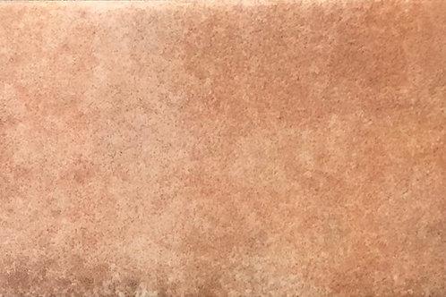 Pavimento gress porcellanato effetto cotto17x34