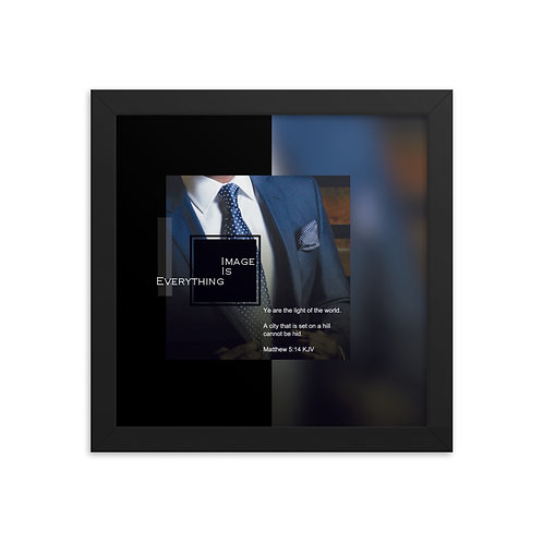 Whispers Of WISDOMS   No.024   Image Is Everything - gallery framed prints