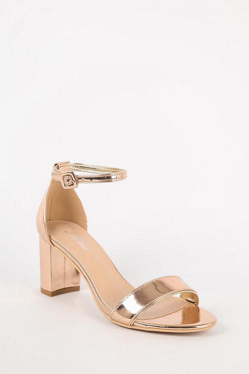 Sapato ref.148 Rose Gold