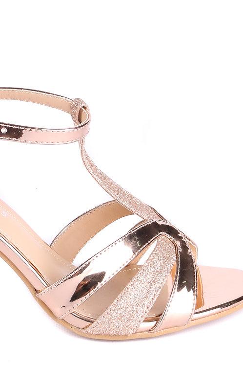Sapato 533 Rose Gold