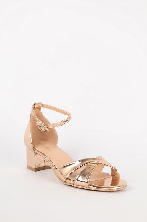 Sapato ref.147 Rose Gold