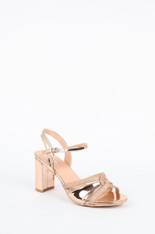 Sapato ref.124 Rose Gold