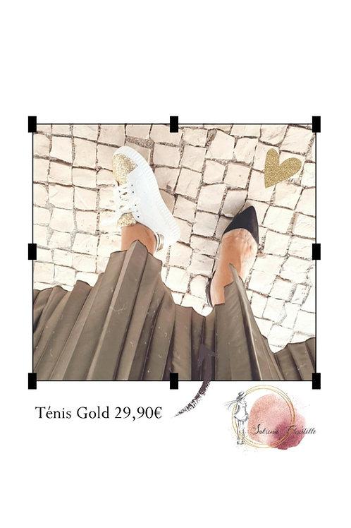 Ténis Gold