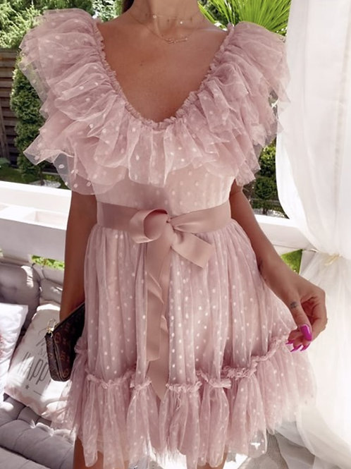 Vestido Sessão ref. JasminRose