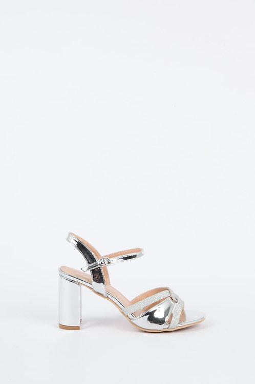 Sapato ref.124Prata