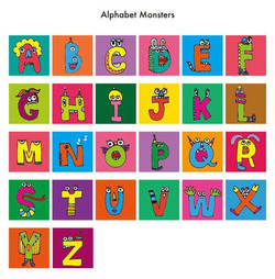 Alphabet Monsters
