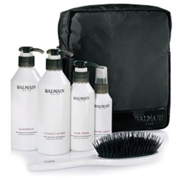 Hair extension care set