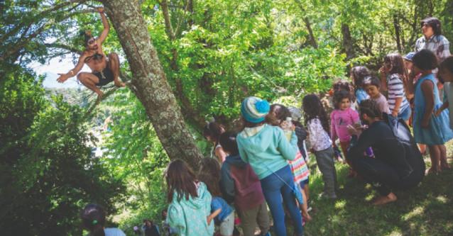 Actividades y talleres al aire libre